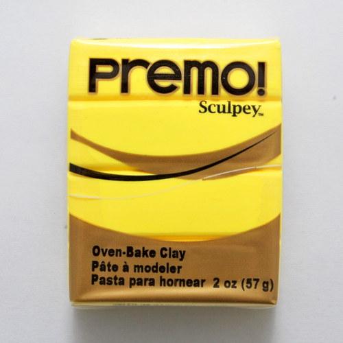 PREMO / Žlutá slunečná (5525)