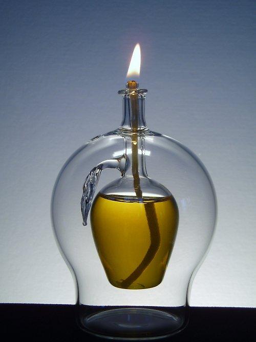 OLEJOVÁ LAMPIČKA