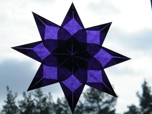 Modrá hvězda