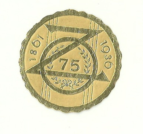 Zálepka 1861-1936 75let