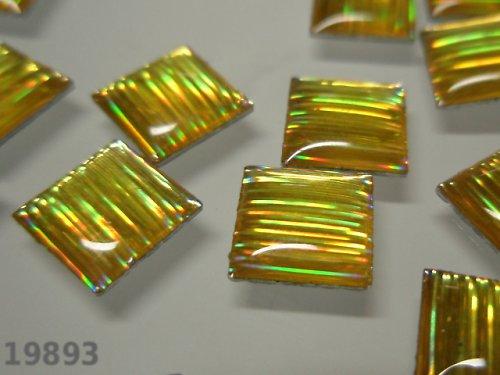 19893 Kameny nažehlovací velké žluté, 2ks