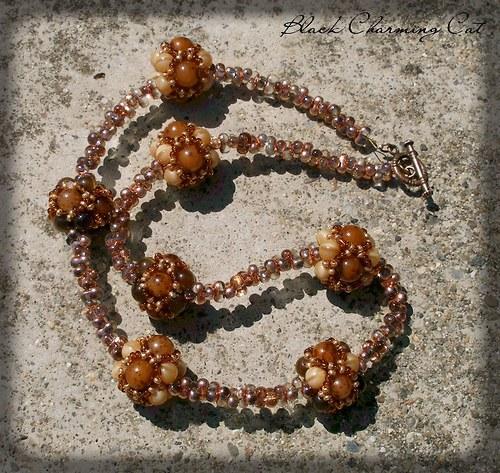 Kuličky - náhrdelník