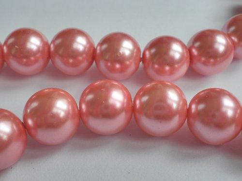 voskovky růžové 8ks  , 12mm