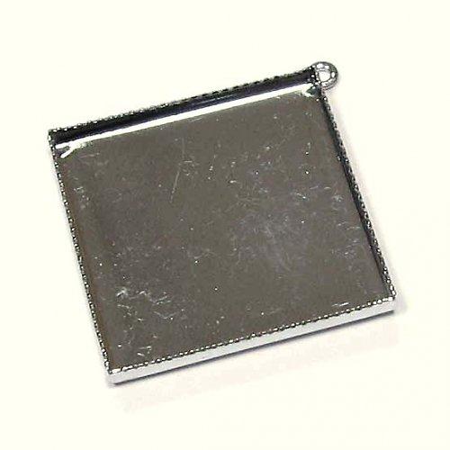 Lůžko kosočtverec - 25 mm