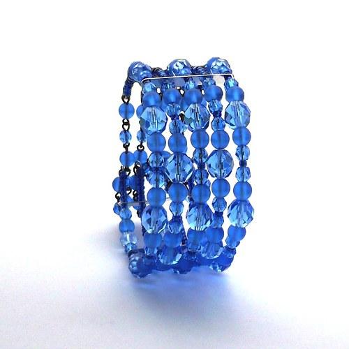 Aby modrá modrou byla II. - náramek