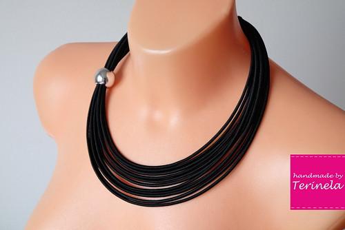 Náhrdelník Black © design Terinela