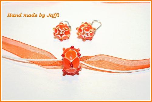 Oranžáda - náhrdelník