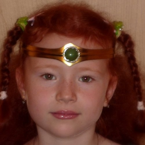 princezna z Erinu  (čelenka avanturín)