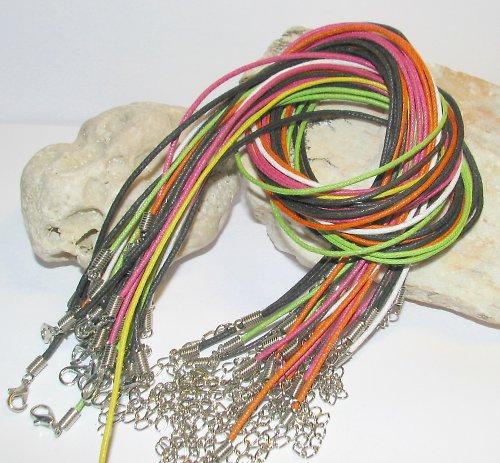 Šňůrka - široká paleta barev