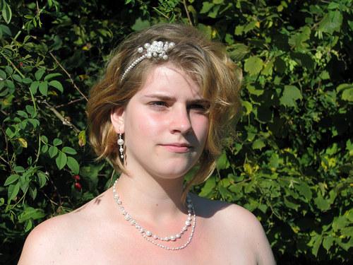 Náhrdelník Pro nevěstu
