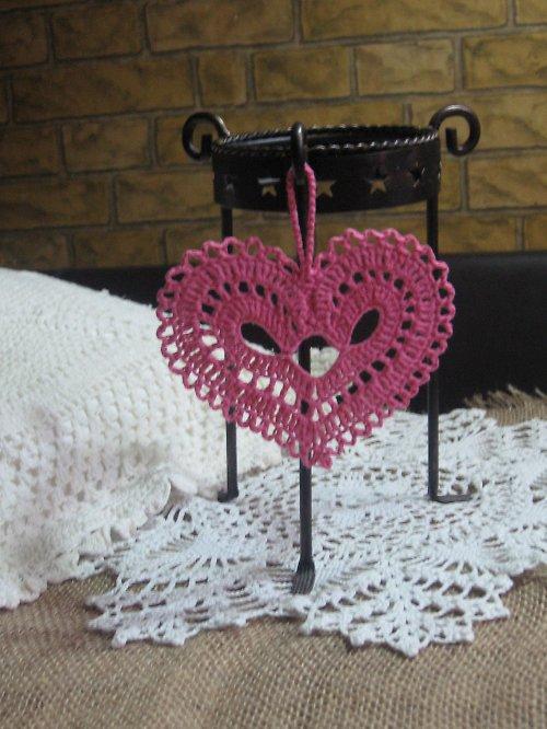 Srdce domova, menší růžové......něžná nostalgie