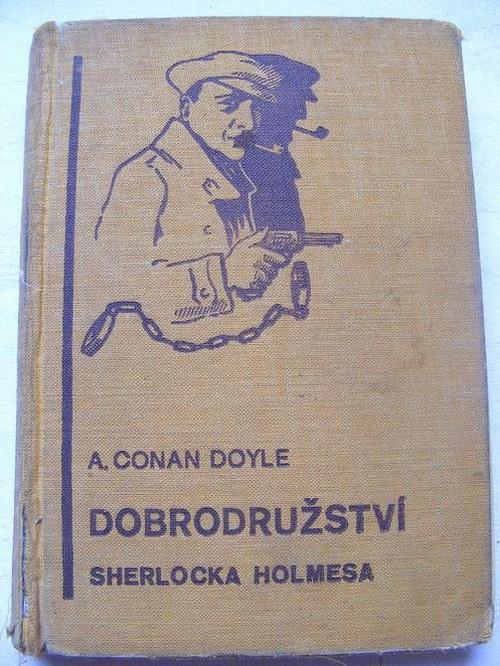 Dobrodružství Sherlocka Holmesa, Sir A.Conan Doyle