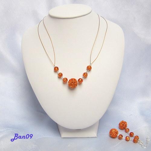 Oranžové klubko