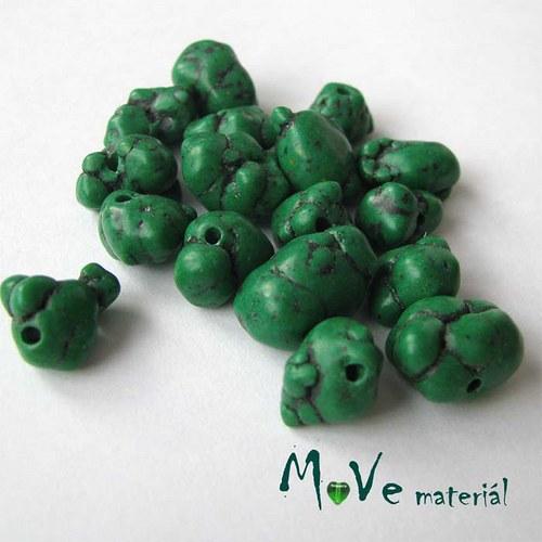 Valounek menší cca 10g, zelený