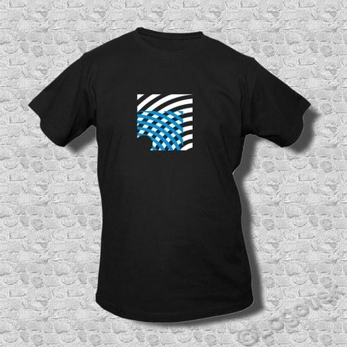 Tričko Spirall - vzor 1