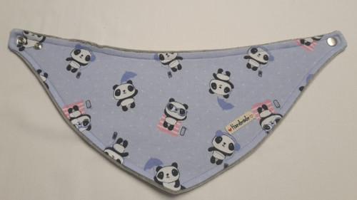 Slintáček modré pandy