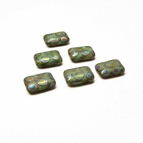 Luxusní exotické perle, 10 ks, 12/8 mm