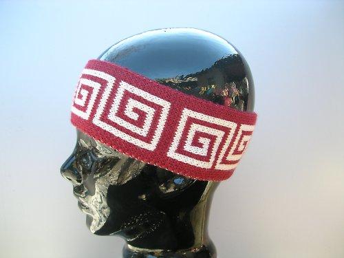 pletená čelenka