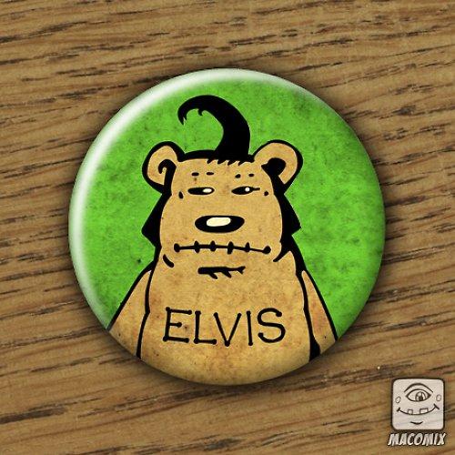 Elvis - placka