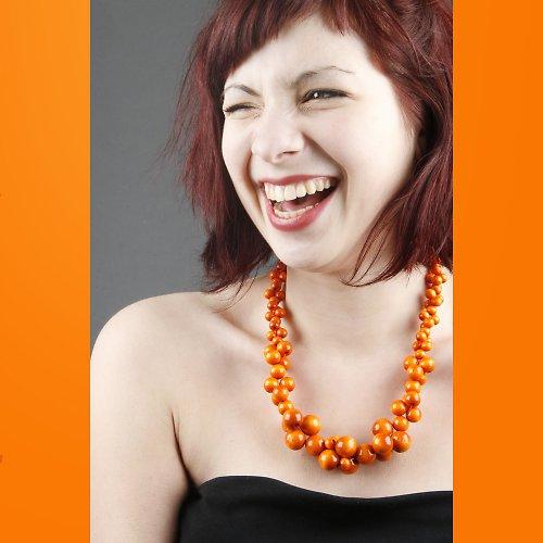 MoleCOOLy orange