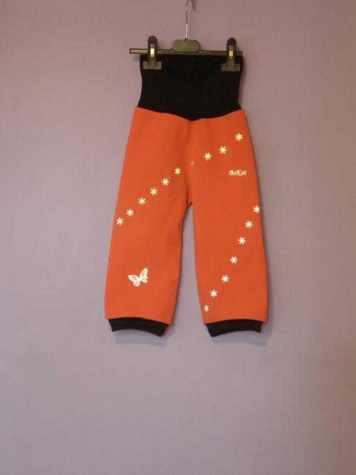 Zateplené softshellové kalhoty Natrix