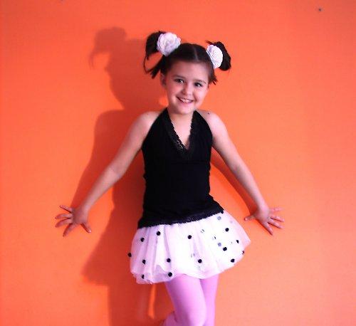 Sukýnka - Dalmatýn (6-10 let)