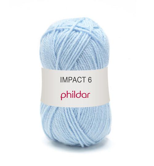Příze Phildar Impact 6 odstín Horizon 100g