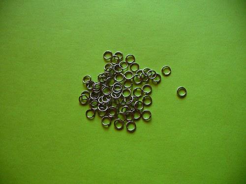 spojovací kroužek 6mm/ 50ks