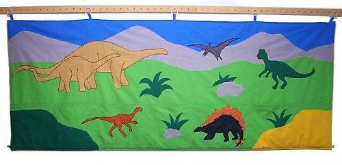 Kapsář za postel Dinosauři v pravěku 1