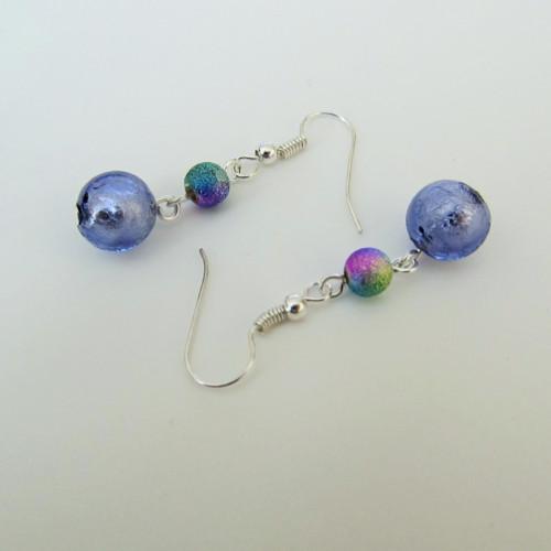 Duhovky fialové