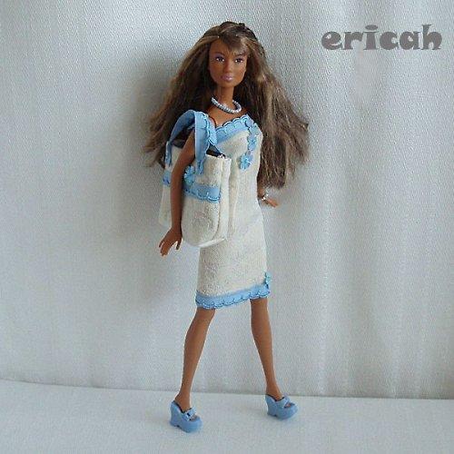 10-ti dílná letní souprava pro Barbie 2