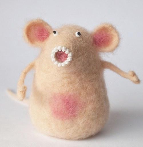 Myška Mína