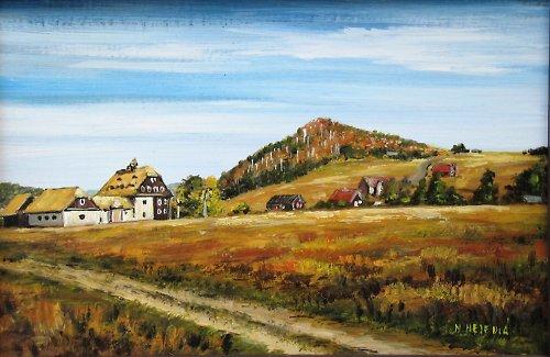 Jizerka Panský dům