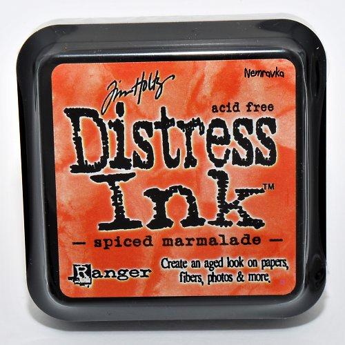 Inkoustový polštářek Distress / Spiced Marmela