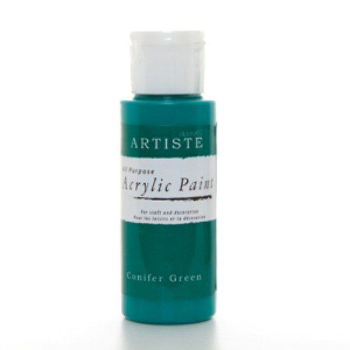 ACRYLIC PAINT - CONIFER GREEN