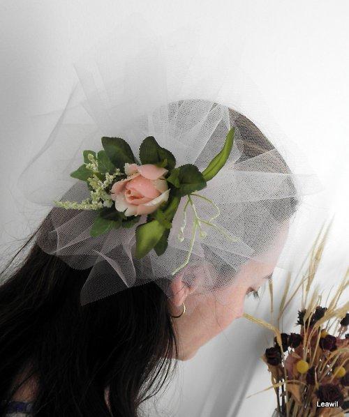Pro odvážnou nevěstu bílorůžová