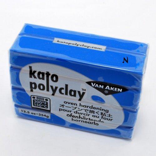 Kato Polyclay velké balení / Modrá