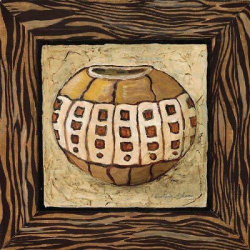 Reprodukce - tisk - váza č.2 15x15cm - 9473G