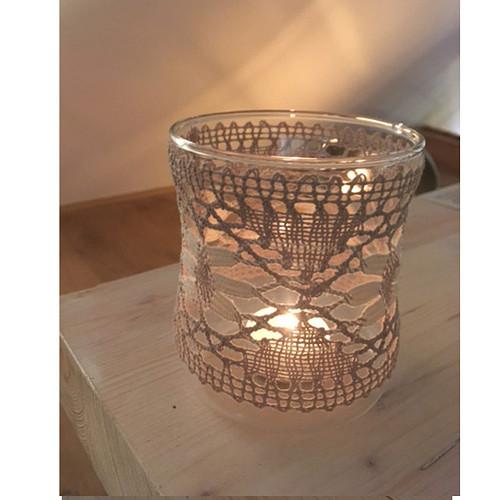 Světýlko na čajovou svíčku Hedera