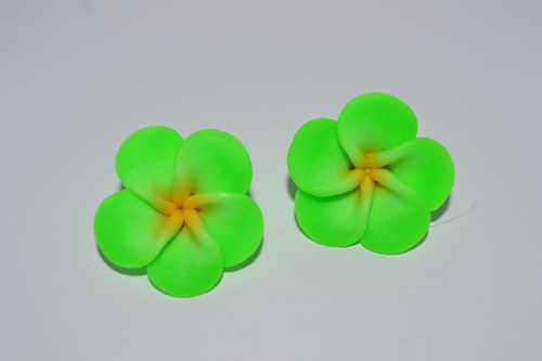 FIMO KYTIČKY 2ks zelené