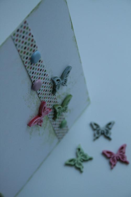 Přání ...... motýlí......