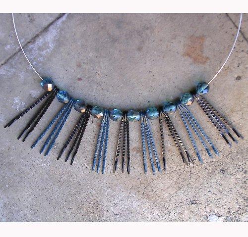 Thorny necklace sleva!