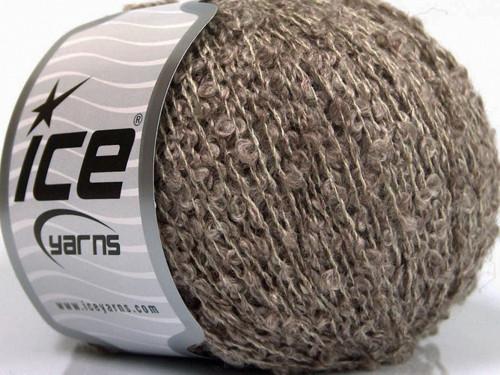 Dido Boucle Camel 50g Ice Yarns