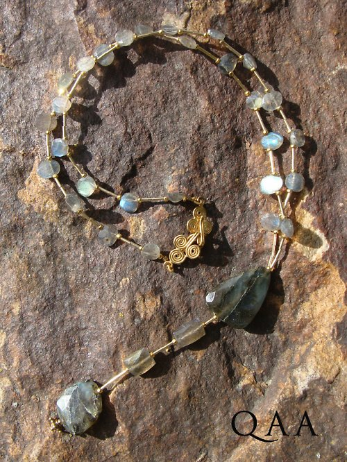 Labradorite Untitled