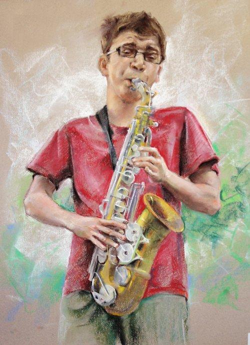 Saxofonista Jirka