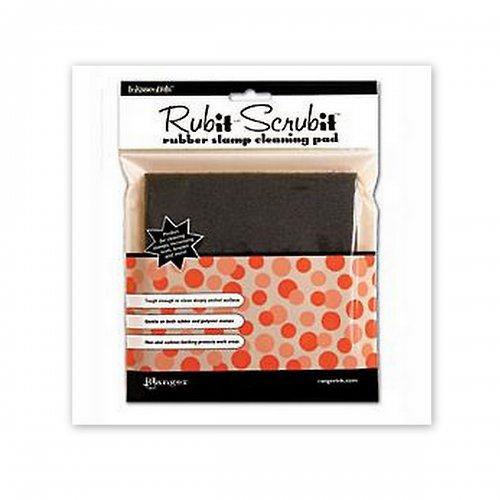 Čistící houbička pro gumová razítka/Rubit– Scrubit