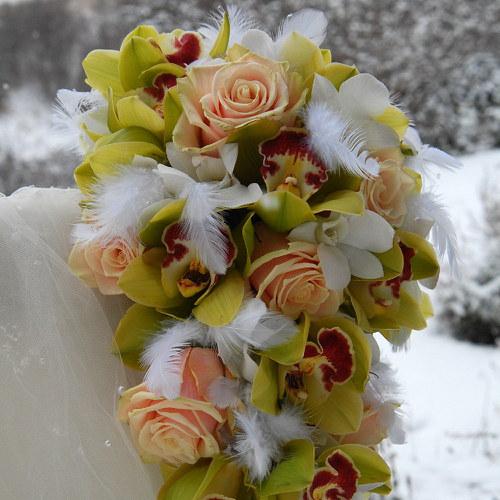 Pohádková zimní svatba