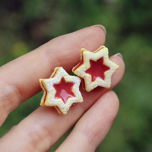 Mini linecké hvězdičky
