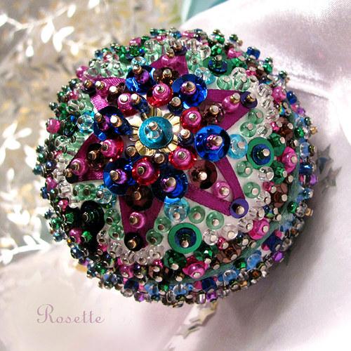 Sírius - dekorační koule
