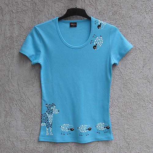 Tričko - Pastevecké
